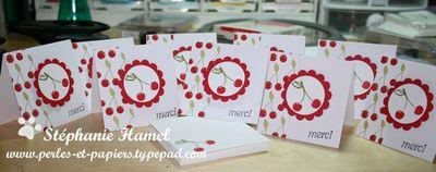 Par Stéphanie Hamel - Tart and tangy Merci 3x3